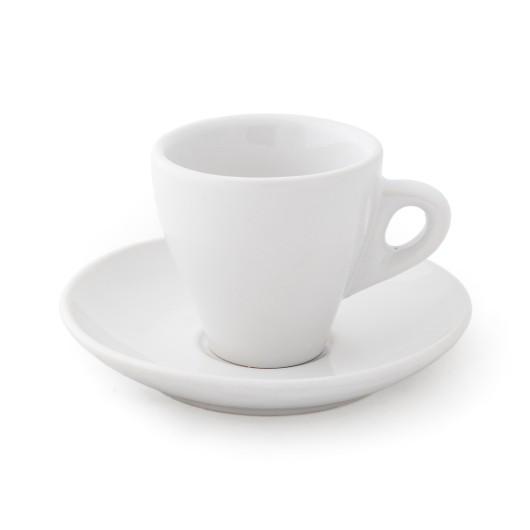 Чашка с блюдцем, кофейная пара PALERMO 75 мл