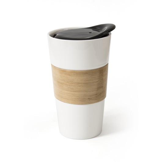 Чашка фарфоровая NARINA 450 мл, фото 1