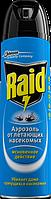Raid Fik Аэрозоль от летающих насекомых мух, комаров, ос   300 мл