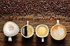 Кофе в разных уголках Земли.