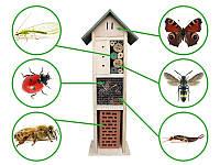 Домик, отель для насекомых. Insect Hotel