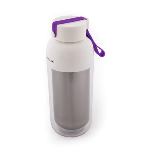 Термочашка  EXTREMUM 425 мл, пластик