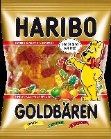 Цукерки жувальні Haribo 200г Золоті Ведмеді