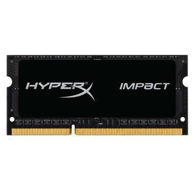 Модуль памяти для ноутбука SoDIMM DDR3L 8GB 1600 MHz HyperX Impact Kin