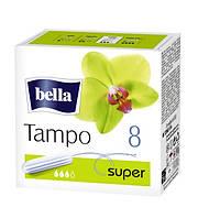 Тампоны гигиенические bella Tampo Super, 8 шт.
