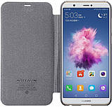Чехол на Huawei P smart Nillkin - Spark Series Black, фото 6