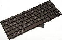 Клавиатура для ноутбука ASUS (B400, BU400, BU401 ) rus, black, без фрейма