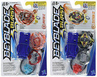 Бейблейд набор 2 шт (Beyblade BEY Value Pack Assortment), Hasbro