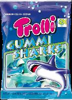 Цукерки жувальні Trolli 200г Акула