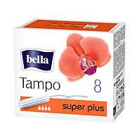 Тампоны гигиенические bella Tampo Super Plus, 8 шт.