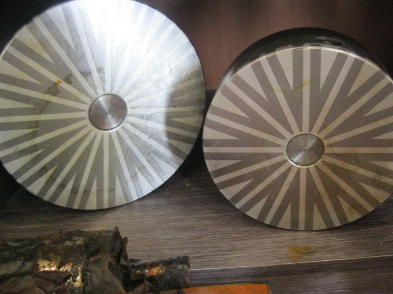 Патрон магнитный 315мм 7108-0008