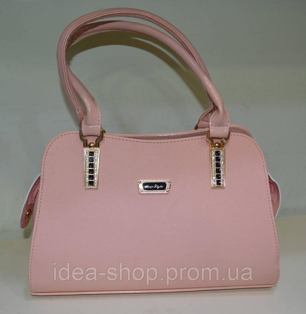 1bba0a4d1a47 Женская сумка молодежная,розовая