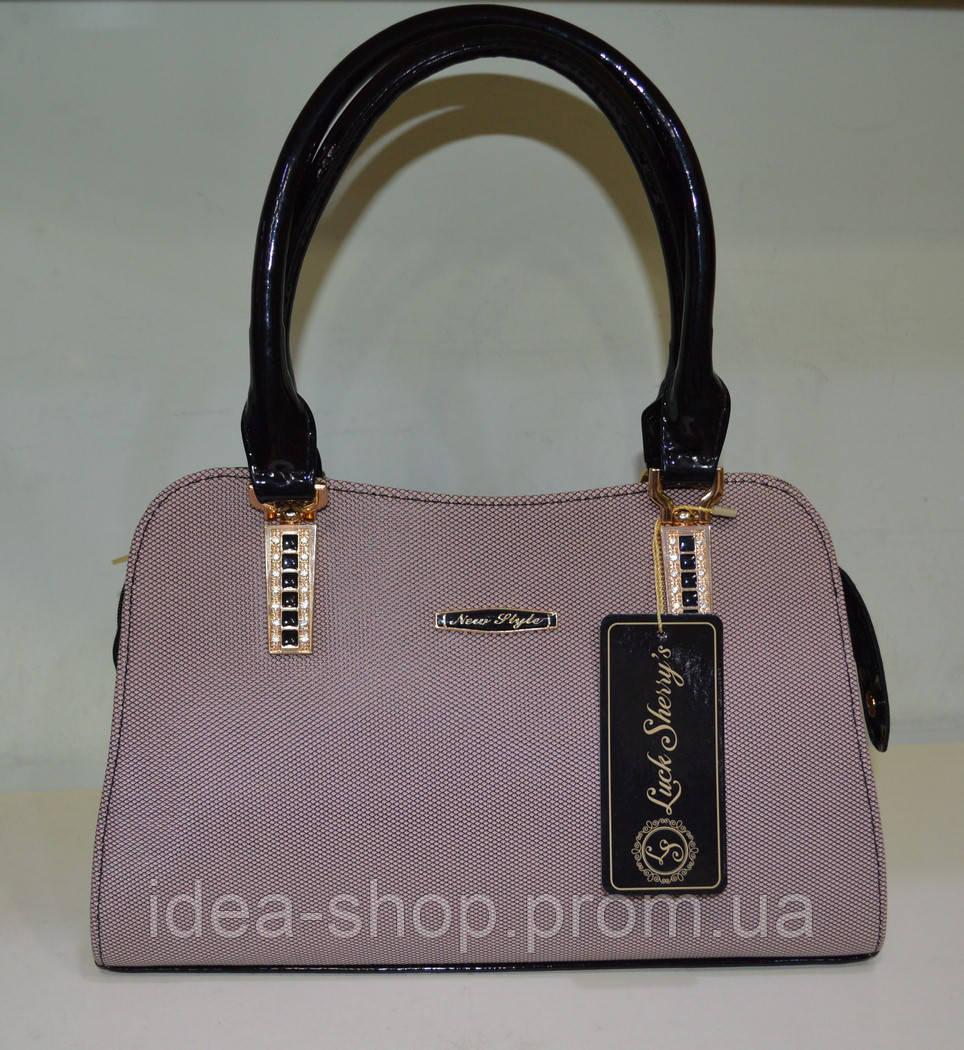 a65296c7ec19 Женская сумка молодежная