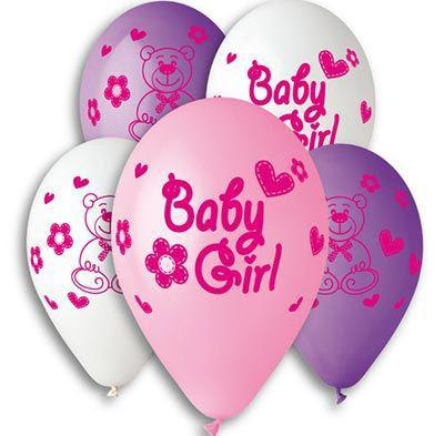 "Baby girl/Gemar 12"""
