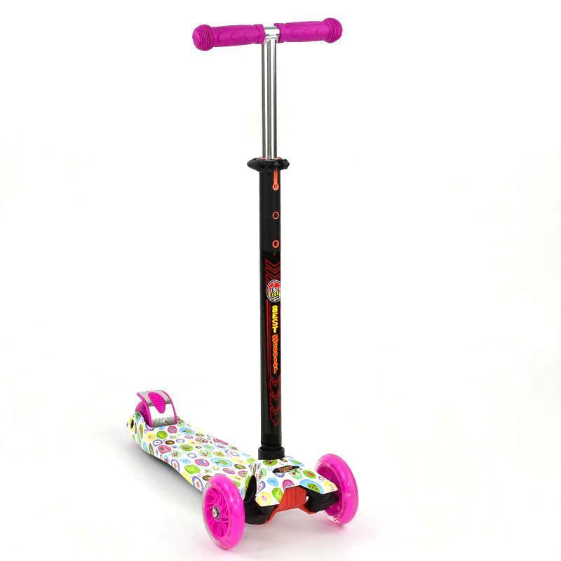 Самокат трехколесный MAXI 779-1400 Best Scooter