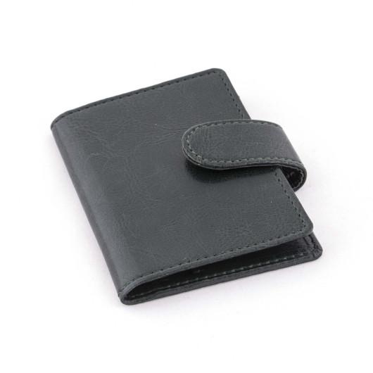 Визитница на 1 карман, Agenda Satin