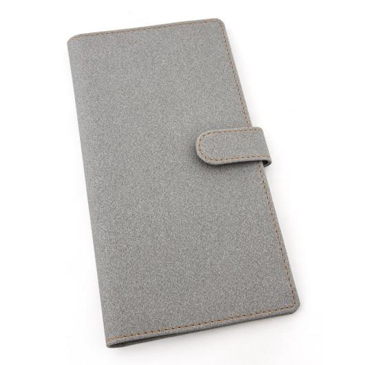 Портмоне с хлястиком с RFID Protect