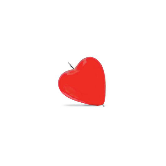 Элемент декоративный HEART для 51K001X00