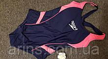 Слитный подростковый купальник для занятий плаванием Sports 23
