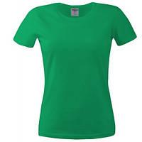 Футболка женская Keya 150G, зеленый