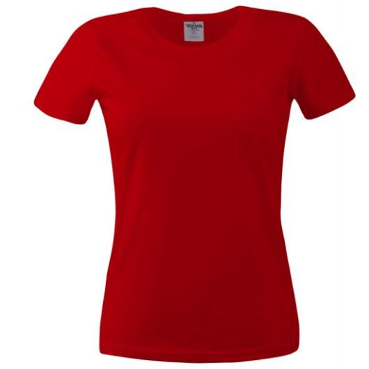Футболка женская Keya 160G, красный