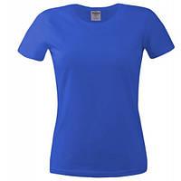 Футболка женская Keya 180G, синий