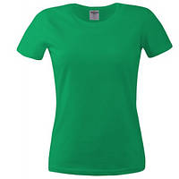Футболка женская Keya 180G, зеленый