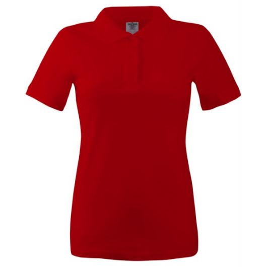 Поло женское Keya 170 G, красный