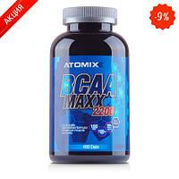 ATOMIXX BCAA MAXX 2200, 400 капс