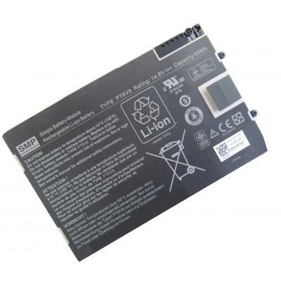 Аккумулятор для ноутбука Dell Dell Alienware M11x PT6V8 63Wh (4300mAh)