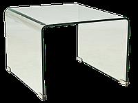 Журнальний кофейний стіл зі скла у вітальню Priam B Signal