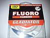 Леска флюорокарбон Gladiator(Япония) 25 метров  0.40(11.9кг)