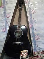 6 струнная гитару Maxtone- новая