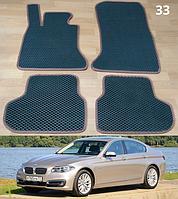 Коврики ЕВА в салон BMW 5 F10 / 11 '13-16