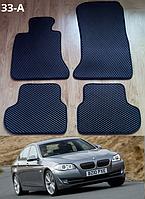 Коврики на BMW 5 F10 / 11 '10-13. Автоковрики EVA, фото 1