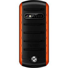 Телефон кнопковий ASTRO A180 RX Orange