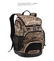 Распродажа! Большой рюкзак Speedo Teamster Large 35L (Camo Mesh), фото 1