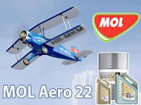 MOL Aero 22 Авиационное масло 200л