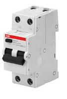 Автоматический выключатель дифференциального тока 1P+N АВВ, basic M, C, 30мA