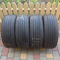 Летняя резина Dunlop SP Sport 01 205/55 R16, Б/У,  2008 года выпуска, 4 шт.