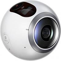 Цифровая видеокамера Samsung Gear 360 (SM-C200NZWASEK)
