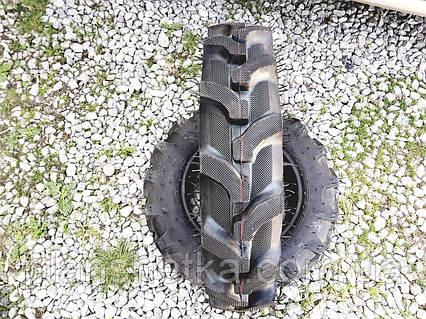 Шина 6.50-16 десяти шарова PR 10 з камерою для міні тракторів, фото 2