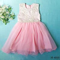 Нарядное платье для девочки 3-6 лет Турция