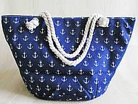 Пляжная сумка Якоря 1716, фото 1