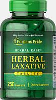 Herbal Laxative, Puritan's Pride, 250 таблеток