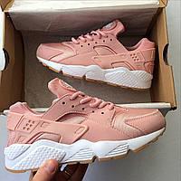 "Женские кроссовки Nike Air Huarache ""Pink"""