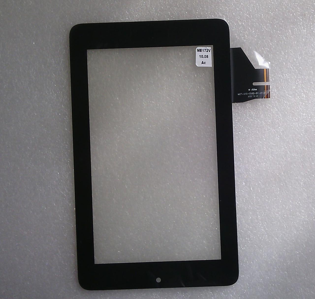 Сенсор Asus ME172/ME172V MeMo Pad (MCF-070-0582-01-V1.0) black
