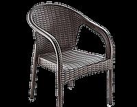 """Кресло """"Ege Rattan Koltuk"""" Irak Plastik, искусственный ротанг Турция"""