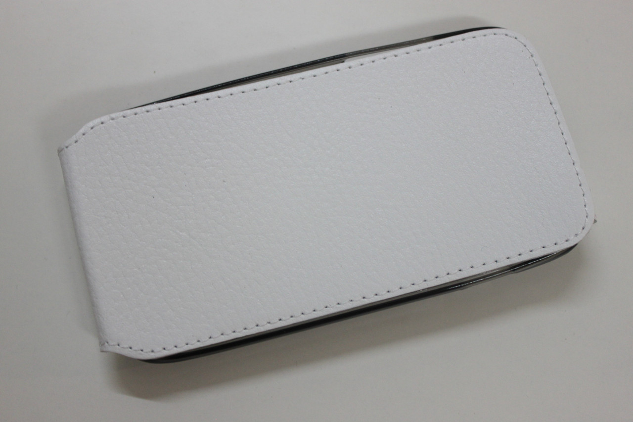 Кожаный чехол для FLY IQ451