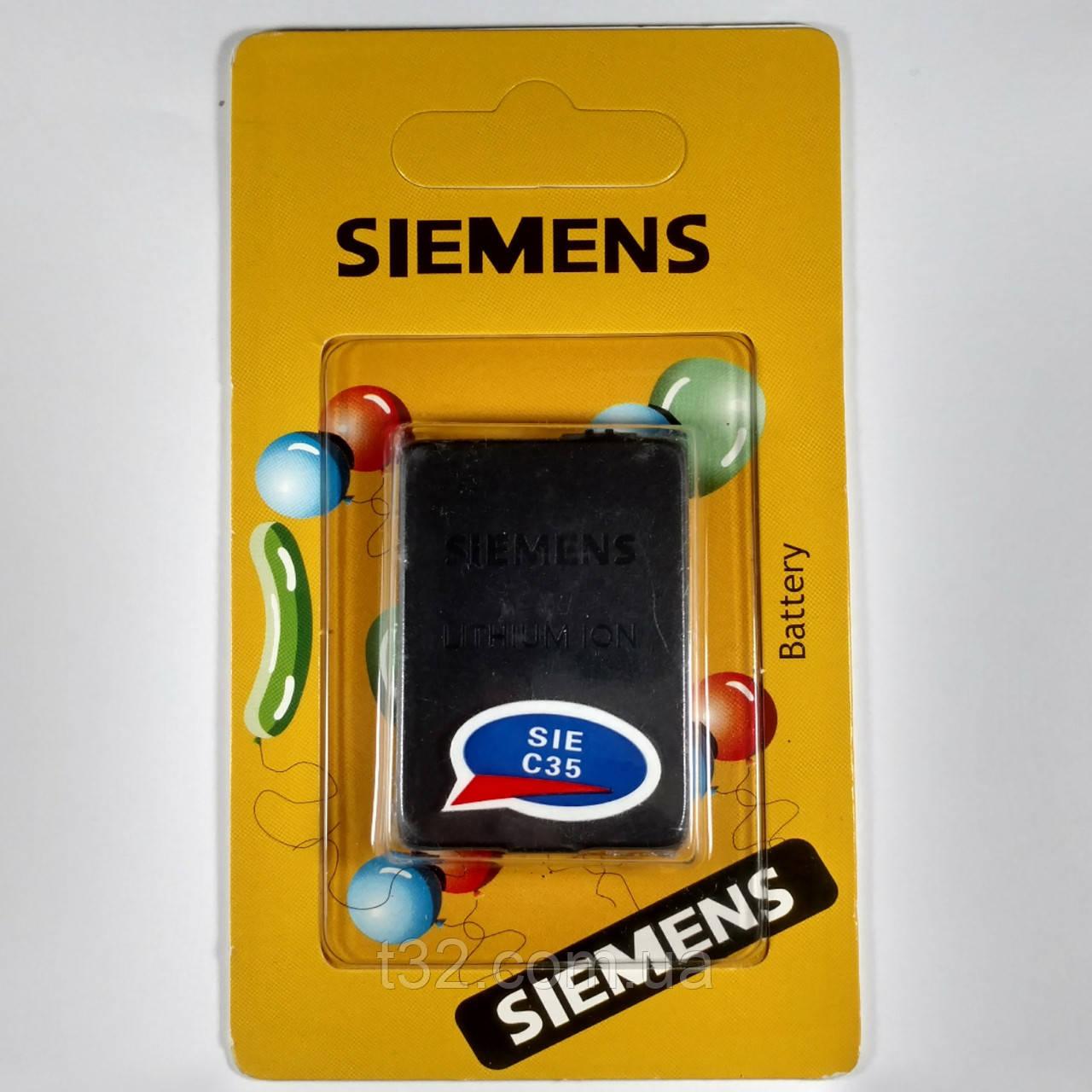 Аккумуляторная батарея Siemens C35/M35/S35